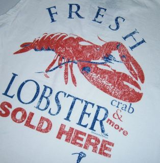Boys Wes Willy Tank Top Shirt 5 Boutique Lobster Nautical Crab Ocean Beach