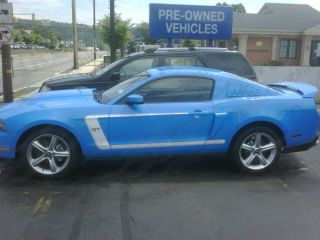 "2010 Up Ford Mustang Stripe Kit Stripes Reverse ""C"""