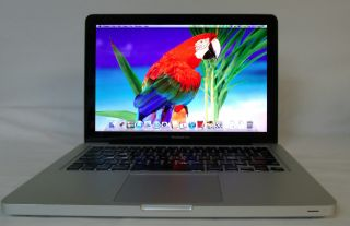 "Apple MacBook Pro 13"" Laptop Intel Core 2 Duo 2 66 GHz 4GB 320GB MC375LL A"