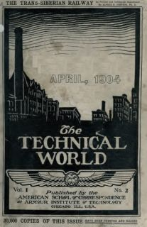 Technical World Magazine Collection 115 Issues on Disk