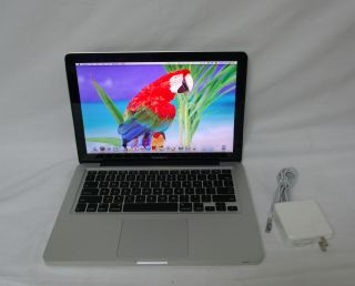 "Apple MacBook Pro 13"" Laptop Intel Core 2 Duo 2 4 GHz 4GB 250GB MC374LL A 885909358724"