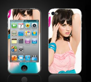 iPod Touch 4th Gen Katy Perry Rock Pop Star Skins 2