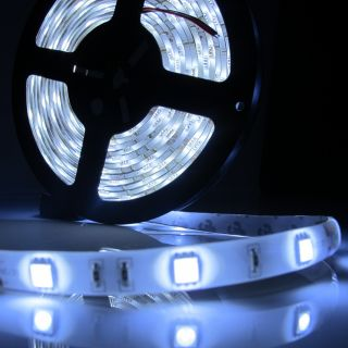 Brand New Hot Sale 5M 150 LED White 5050 Waterproof LED Strip Light Lamp
