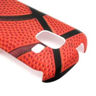 Basketball Hard Phone Cover Case for Verizon Samsung Intensity 3 III U485