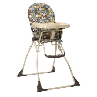 Cosco Flat Fold High Chair Into The Woods