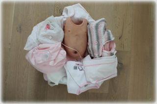 Bcn Baby Reborn Doll Prototype Everleigh by Laura Lee Eagles Iiora