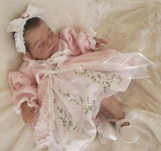 Olivia Twin 2 Adorable Baby Girl by Dollydaisy from Heather by Donna RuBert