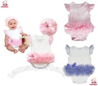 Sring Summer 3 24M Sweet Baby Girl Tutu Clothes Pink Princess Bling Ruffle