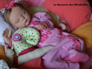 Reborn Baby Girl Linus Kit by G Legler Sold Out