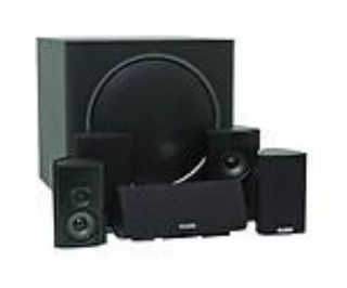 Polk Audio RM 510 5 1 Channel Home Theater Speaker System
