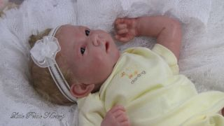 Little Pebble Nursery Reborn Preemie Little Darling Bereunger Doll Must See
