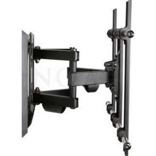MW Mounts 125 lb Capacity Low Profile Full Motion Universal Mount MW125C64