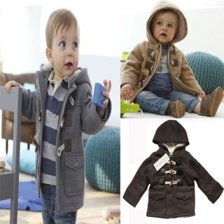 Baby Boy Girls Clothes Winter Coat Jacket Warm 4 Snow Cold Weather 6 12 18 24M