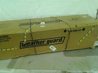 Weather Guard 121001 Aluminum Low Profile Tool Box