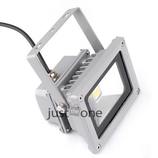 10W Warm White High Power LED Flood Wash Light Lamp Outdoor Waterproof 85 265V