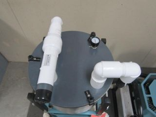 Air Techniques STS Model 54800 Dental Air Suction Dry Vacuum Pump System
