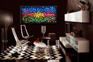 Original Oil Paintings Canvas Abstract Large Modern Home Office Fine Art Gallery
