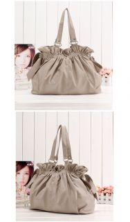Fashion New Design Ladies Womens PU Leather Hobo Handbag Shoulder Bag Tote