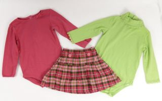 Baby Gap Gymboree Girls Fall Winter Clothes Dress Skirt Top 11 PC Outfit Lot 2T
