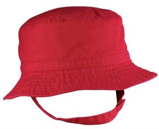 Sesame Street Elmo Cute Toddler Red Bucket Hat