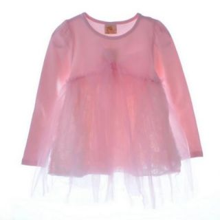 Girl Baby Long Sleeve Pageant Dresses Flower Tulle 2 7Y Top Clothing Kids Lovely