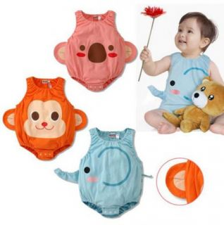 Baby Romper Baby Legging Rompers Harness Baby Clothing Kid Wears Animal Monkey