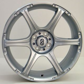 "17"" Rims Fit Toyota Scion XA Wheels Silver 17x7 Set"