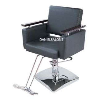 Brand New Styling Barber Chair Salon Beauty Equipment White