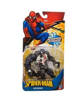 Hasbro Toy Figurine Model Marvel Spiderman 16cm Venom Action Figure MISB