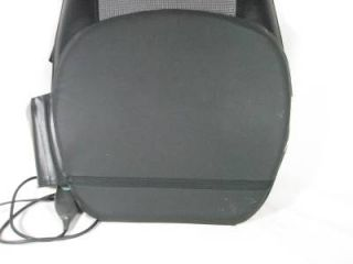 Homedics Massaging Shiatsu Cushion with Heat SBM 200H Back Massager Chair