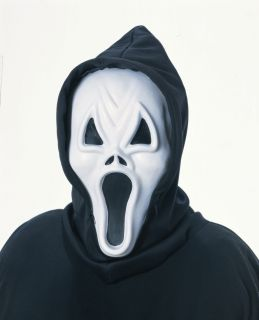 Evil Scream Scary Movie Mask Halloween Fancy Dress New