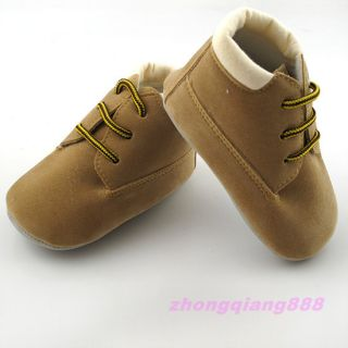 Baby Infant Soft Sole Toddler Walking Shoes Skid Proof 6 18 Months Boy Girl Z8