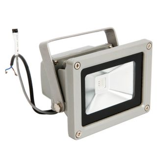 New 10W Watt RGB Color LED Flood Light Landscape Lamp with Remote Control
