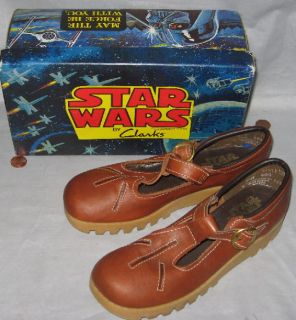 Shoes Princess Leia '77 Vintage Star Wars Boxed