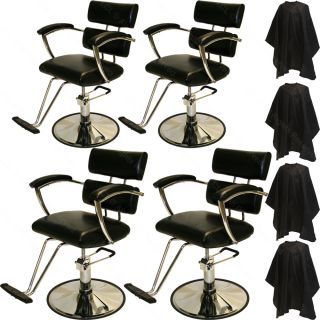 All Purpose Barber Chair Hydraulic Salon Shampoo Tattoo