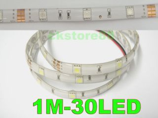 50cm Warm White 5050 SMD LED Waterproof Flexible Strip