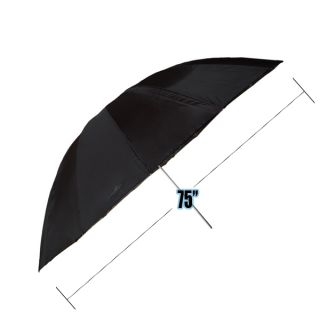 "LS Photo Pro Studio 75"" Big Umbrella Premium Photo Studio Lighting Lights New"