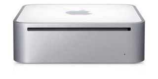 Apple Mac Mini A1176 MB139LL A Intel Core2Duo 2 0GHz 2GB 160GB OS x 10 6