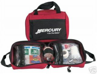 Mercury Marine Outboards Boat Safety First Aid Kit