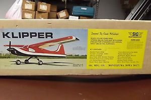 "Sig Klipper 45"" Foam Wing Sport Flyer Model RC 36 Airplane Kit"