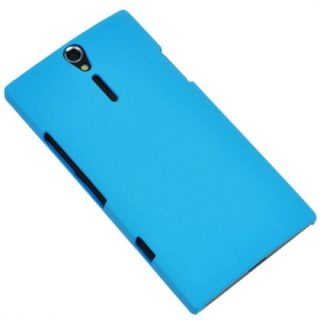 Sky Blue Hard Protector Case Cover for Sony Ericsson Xperia s HD LT26i