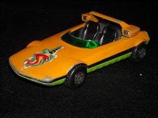 Vintage Matchbox Speed Kings K 31 Bertone Runabout 1971