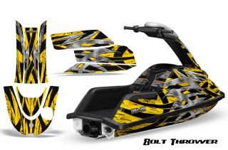 Yamaha Superjet Jet Ski Graphics Kit jetski Decals BTY
