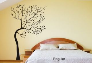 Tree Silhouette B Vinyl Wall Art Decal Sticker Wall Art