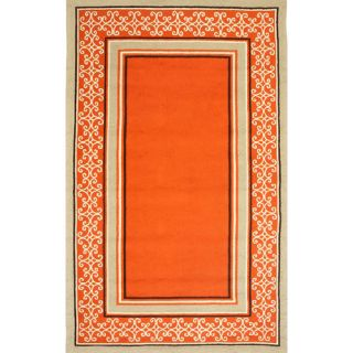 Duracord Sawgrass Mills Whimsy Orange Rug