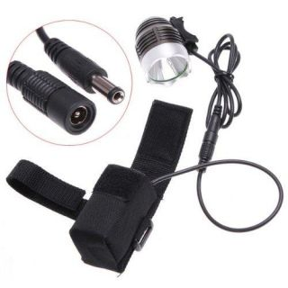 CREE LED XML XM L T6 LED 1200LM Bicycle Light Bike Lamp Headlight Headlamp Set