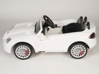 Licensed Mercedes Ride on Battery Car Toy Kids Power Wheels with Remote Toy 2014