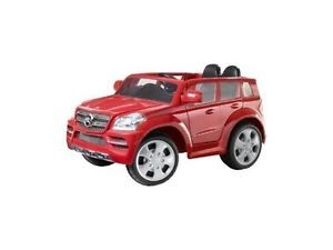 6 V Battery Powered Electric Operated Kids Ride Riding on Toy Mercedes SUV Car