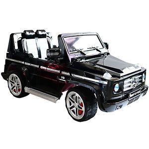 Kids Electric Car Toy Truck Power Wheels Sporty Ride w Car  Remote Control