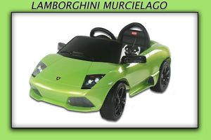 Licenced Lamborghini Murcielago LP640 Baby Kids Ride on Power Wheels Toy Car G